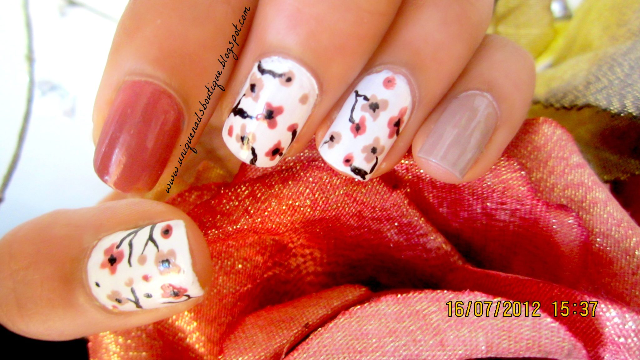 50 Easy Nail Art Designs for Beginners  Best nail art
