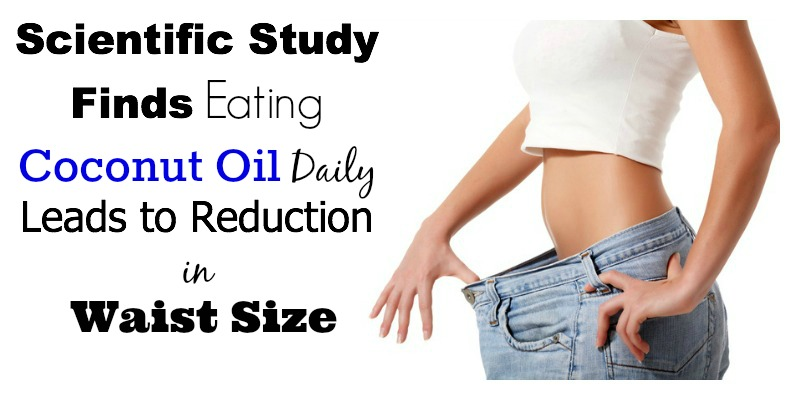 Model's Secret: Shrink Your Waistline with Coconut Oil