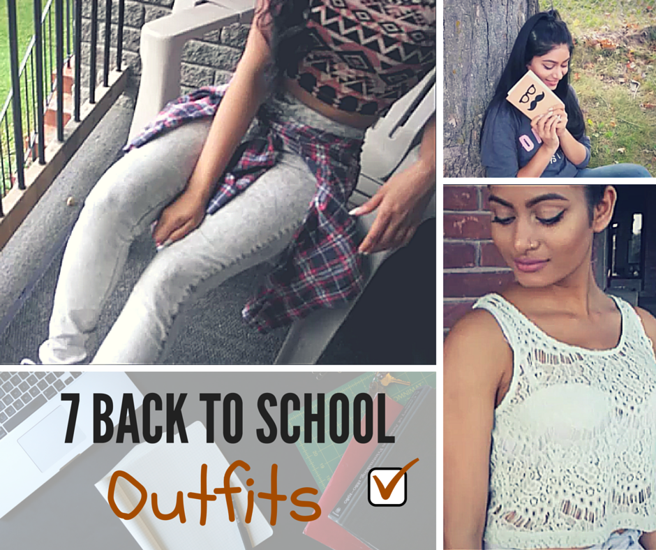 7 back to school outfits