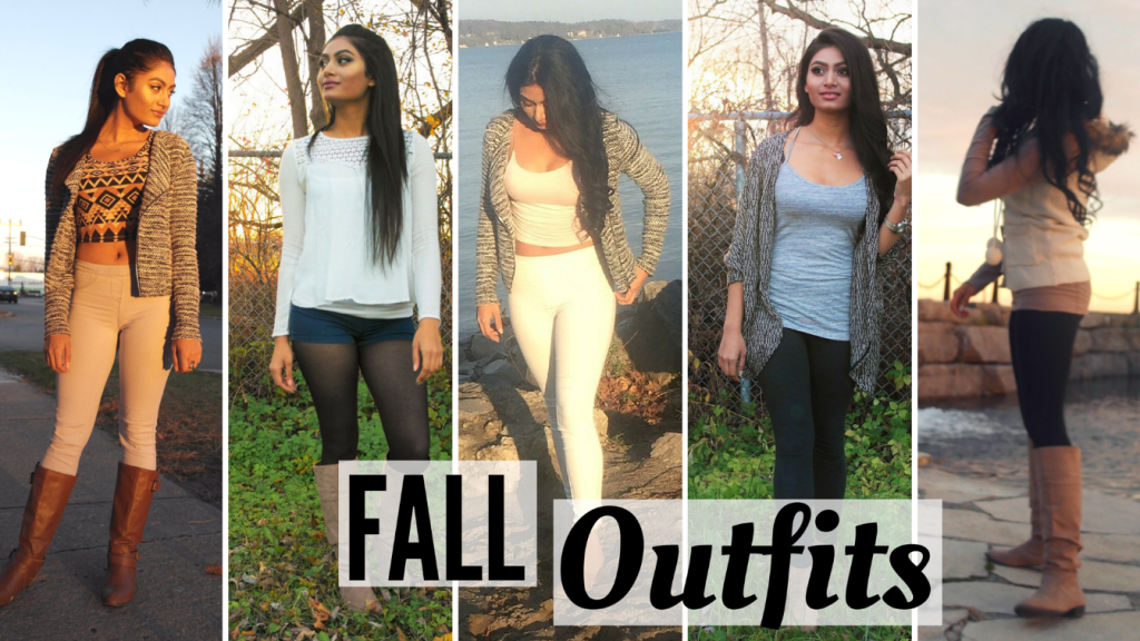affordable and casual fall outfits