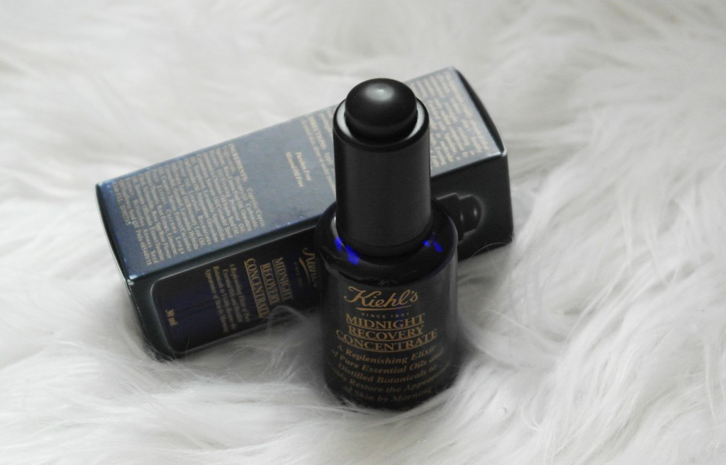 Kiehl's Midnight Recovery Concentrate Review | Ingredients, Is it Natural etc...