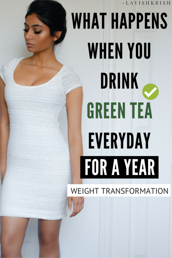 What Happens When You Drink Green Tea EVERYDAY for a YEAR?