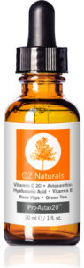 oz naturals vitamic c serum review