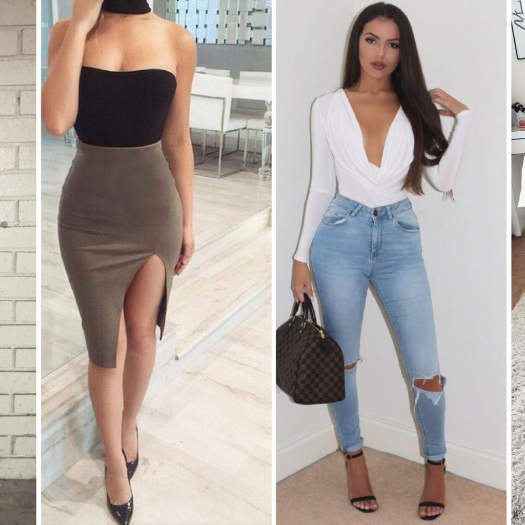 30 instagram inspired baddie outfits for Style at home instagram