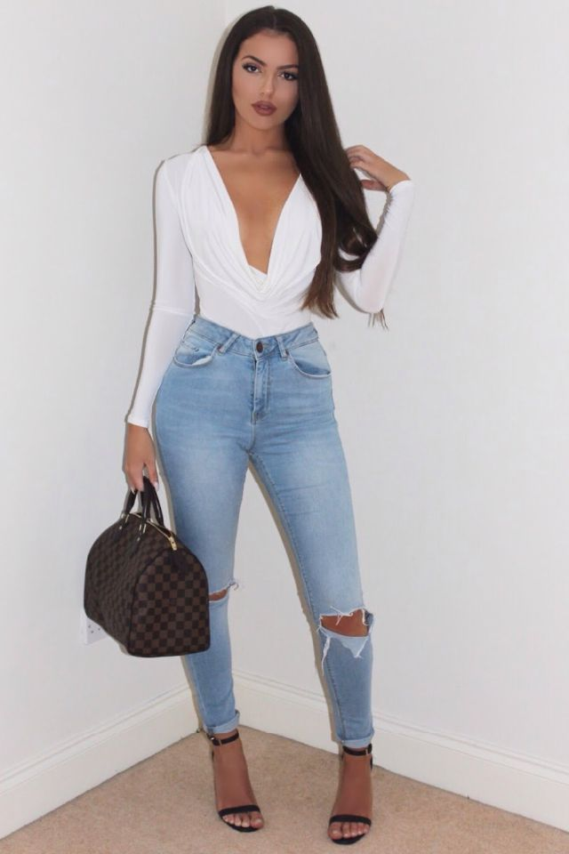 8ae75ce64d8 30 INSTAGRAM Inspired Baddie Outfits -
