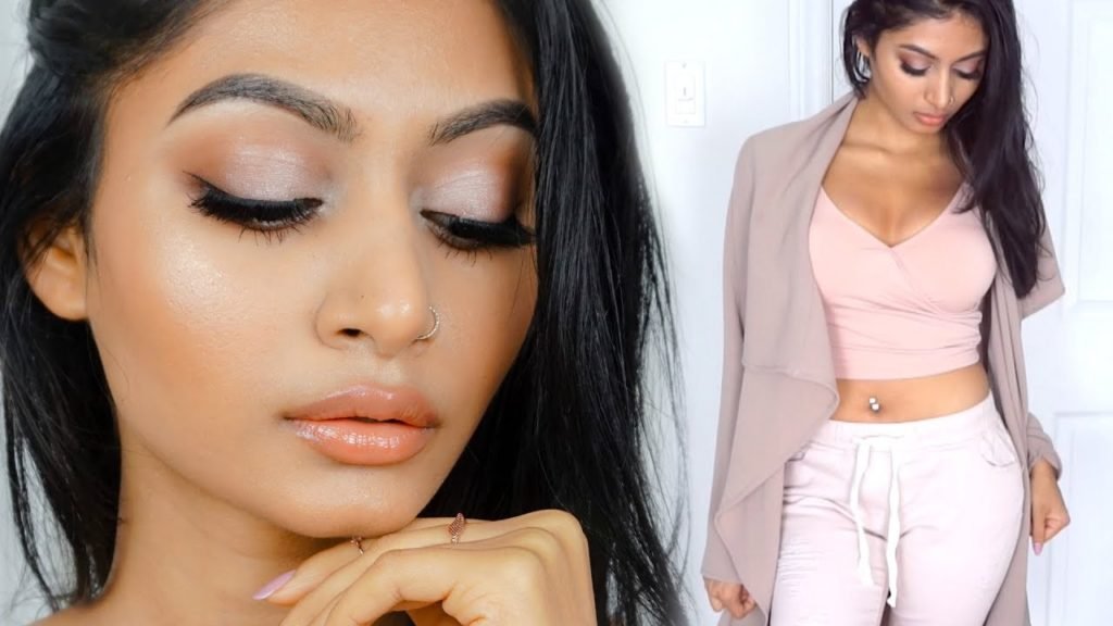 Back to School DRUGSTORE Makeup, Hair & Outfits